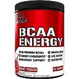 Evlution Nutrition BCAA Energy - Essential BCAA Amino Acids, Vitamin C, +...