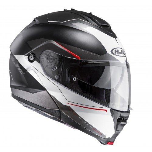 Helmet HJC IS-MAX II MAGMA BLACK/WHITE/RED S
