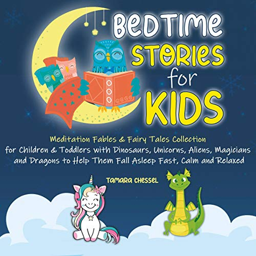 Bedtime Stories for Kids Audiobook By Tamara Chessel cover art