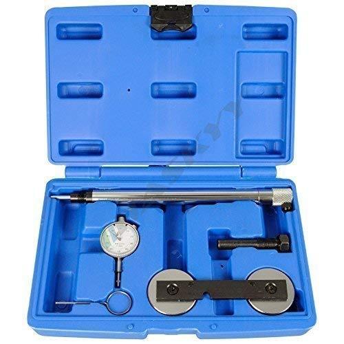 Motor-Einstellwerkzeug Satz VAG FSI TSI 1.4 1.6 mit Messuhr Steuerkette Werkzeug