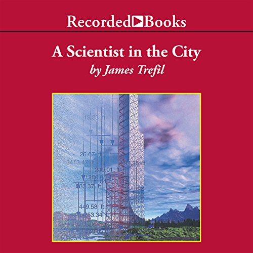 A Scientist in the City audiobook cover art