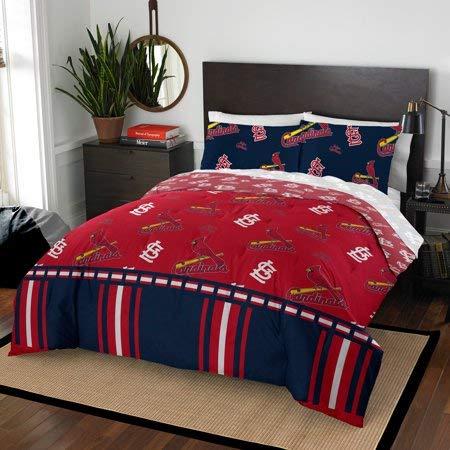 Official St.LouisCardinals Queen Bed in Bag Set