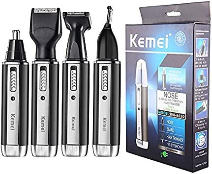 Electric Shavers - All in one grooming kit electric razor for men electric shaver hair trimmer ear,beard,eyebrow, face shaving machine