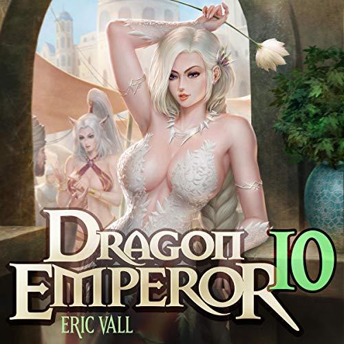 Page de couverture de Dragon Emperor 10
