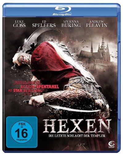 Hexen - Die letzte Schlacht der Templer [Blu-ray]
