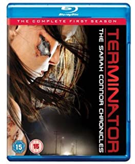 Terminator: The Sarah Connor Chronicles: The Complete First Season [Blu-ray][Region Free] (B0018RXZXS) | Amazon price tracker / tracking, Amazon price history charts, Amazon price watches, Amazon price drop alerts