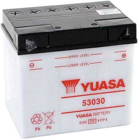 Yuasa Batteria Moto Guzzi V50/v50C 500ccm