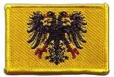 Flaggenfritze Flaggen Aufnäher Heiliges Römisches Reich
