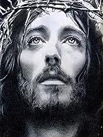 ダイヤモンドの絵画 ダイヤモンド絵画宗教イエスフルスクエアドリル刺繡アイコン5Ddiyモザイクフルレイアウト家の装飾