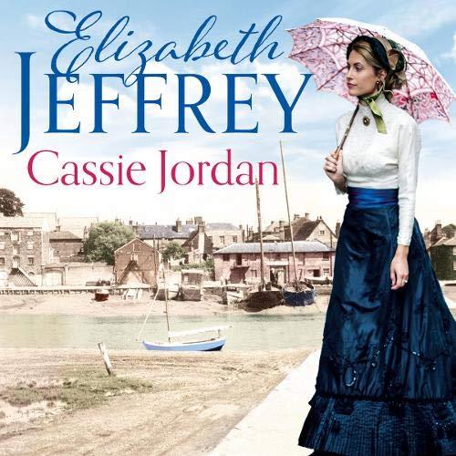 Cassie Jordan cover art