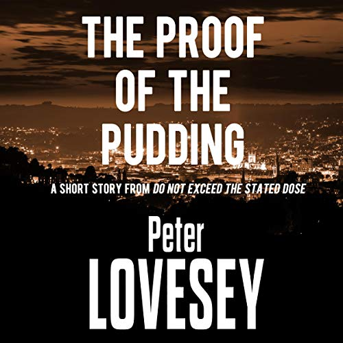 The Proof of the Pudding cover art