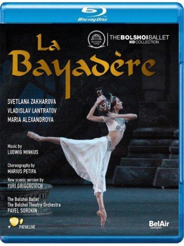 Minkus: La Bayadere (Blu Ray) [Blu-ray]