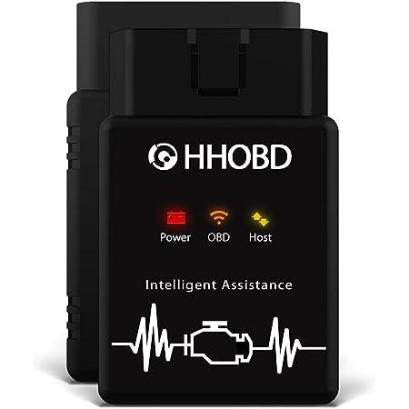 Exza Diagnoseger T Hhobd Wifi Elektronik