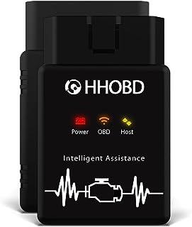 EXZA OBD II Diagnosetool HHOBD WiFi 10599 uneingeschränkt 1 St.