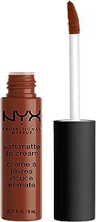 NYX Professional Makeup Soft Matte Lip Cream, Berlin, 0.27 Fluid Ounce