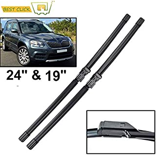 skoda yeti windscreen wipers