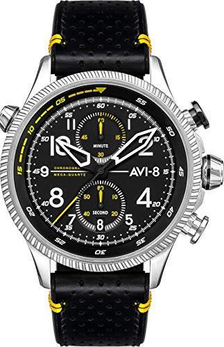 AVI-8 Reloj de cuarzo Hawker Hunter Japan - AV-4080-01