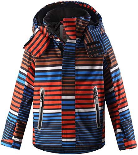 Reima Regor Reimatec Winterjacke Jungen orange Kindergröße 134 2019 Funktionsjacke