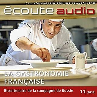 Écoute audio - La gastronomie française. 11/2012 Titelbild