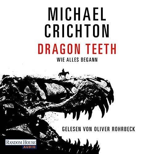 Dragon Teeth cover art
