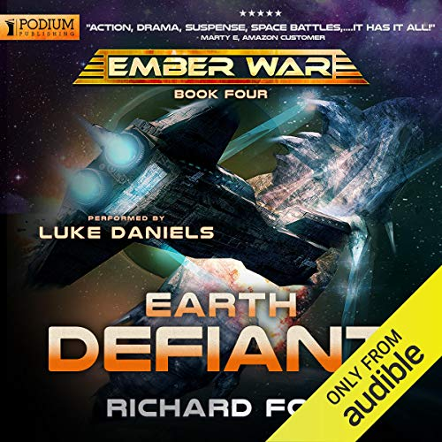 Earth Defiant cover art