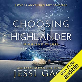 Choosing the Highlander cover art