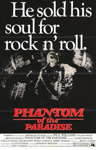 Phantom of the Paradise he Sold His Soul for Rock 'n' Roll