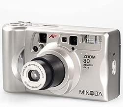 Best minolta zoom 80 camera Reviews