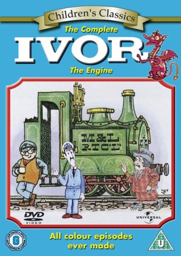 Ivor The Engine - Complete