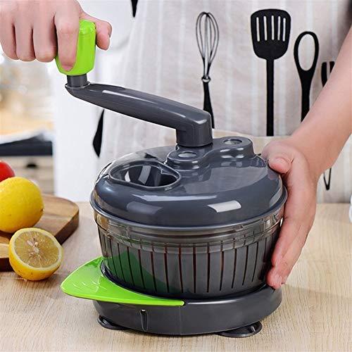 YJXD Manuel Meat Blender Cuisine Robot Mixer légumes Fruits Coupeur séparateur Grinder Blender Viande Portable for la Maison