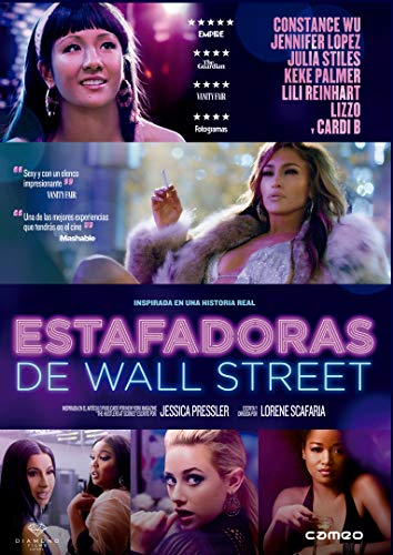 Estafadoras De Wall Street [DVD]