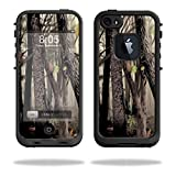 MightySkins Skin Compatible with Lifeproof iPhone 5s case - Tree Camo | Protective, Durable, and Unique Vinyl Decal wrap Cover | Easy to Apply, Remove, and Change Styles | Made in The USA