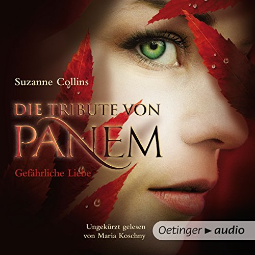 Gefährliche Liebe     Die Tribute von Panem 2              By:                                                                                                                                 Suzanne Collins                               Narrated by:                                                                                                                                 Maria Koschny                      Length: 9 hrs and 35 mins     9 ratings     Overall 4.9