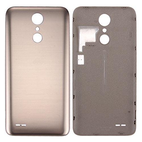 JIANGHONGYAN Piezas de Repuesto para teléfonos celulares Contraportada para LG K10 2017