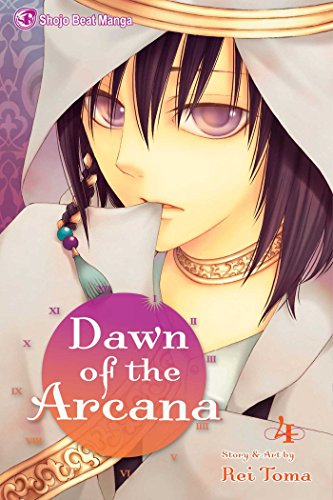 DAWN OF THE ARCANA GN VOL 04