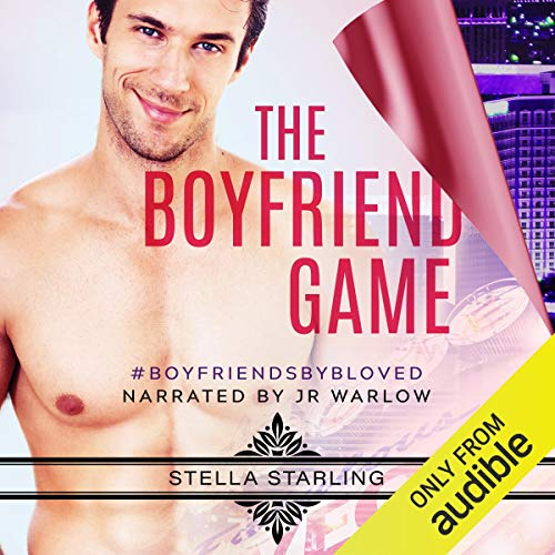 The Boyfriend Game audiobook cover art