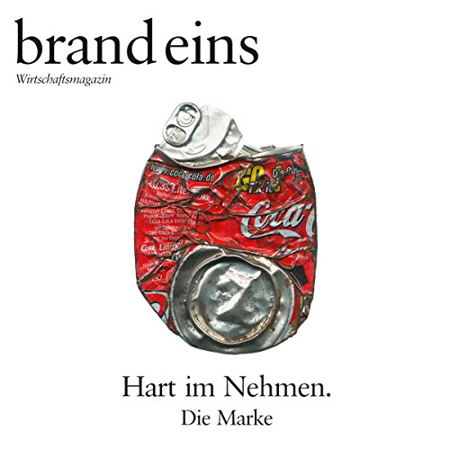 brand eins audio: Marke audiobook cover art