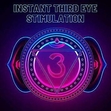 Instant Third Eye Stimulation: Sleep Chakra Meditation Balancing & Healing, Calm Meditation Music