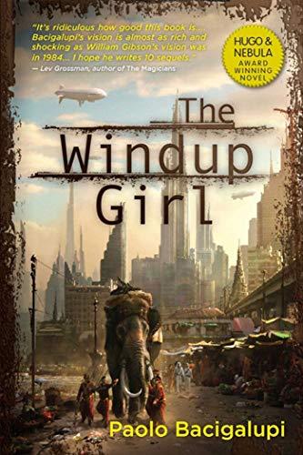 Image of The Windup Girl