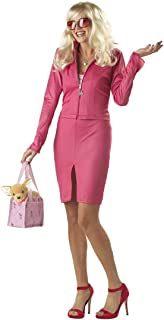 Californai Costumes Legally Blonde Adult Costume - Pink