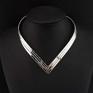 SSLL Collar Joyería De La Boda del Partido De La Moda del Collar De La Joyería