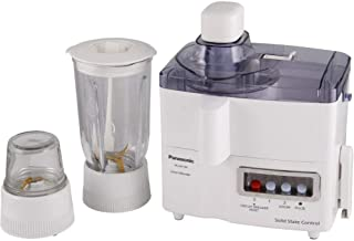 Panasonic 1 Liter, 3 in 1 Juicer/Blender (Model: MJ-M176PWTZ)