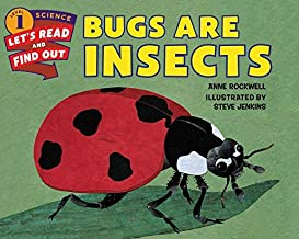 Bugs are Insects: Let's Read and Find out Science - 1