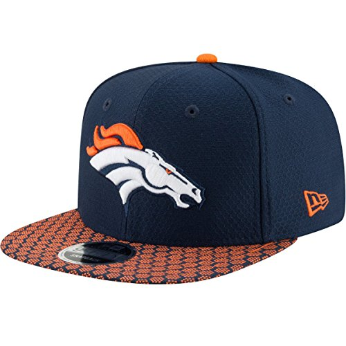Gorra New Era – 9Fifty NFL Onf Denver Broncos azul/naranja talla: S/M