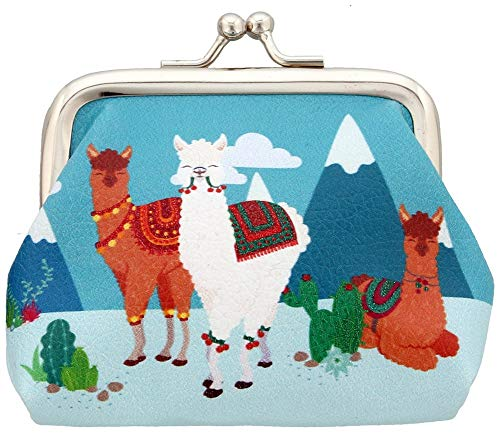 Alpaca the Herd Design Tic Tac Purse
