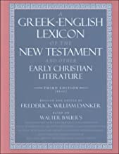 Best bdag greek english lexicon Reviews