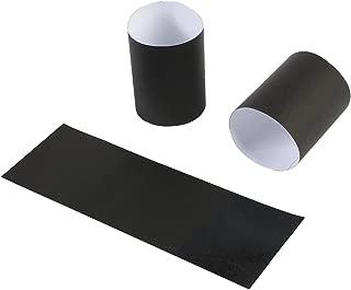 Gmark Paper Napkin Band Box of 500 (Black), Paper Napkin Rings self Adhesive GM1049A