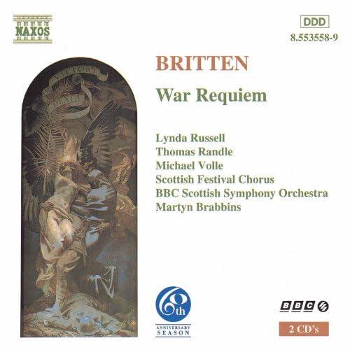 Lynda Russell & Benjamin Britten