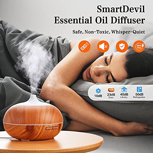 SMARTDEVIL Difusores de aceite perfumado