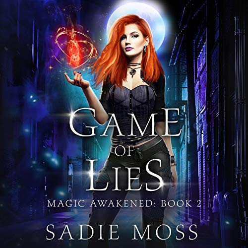 Game of Lies: A Reverse Harem Paranormal Romance cover art